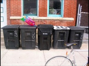 Gitelson's Garbage Cans